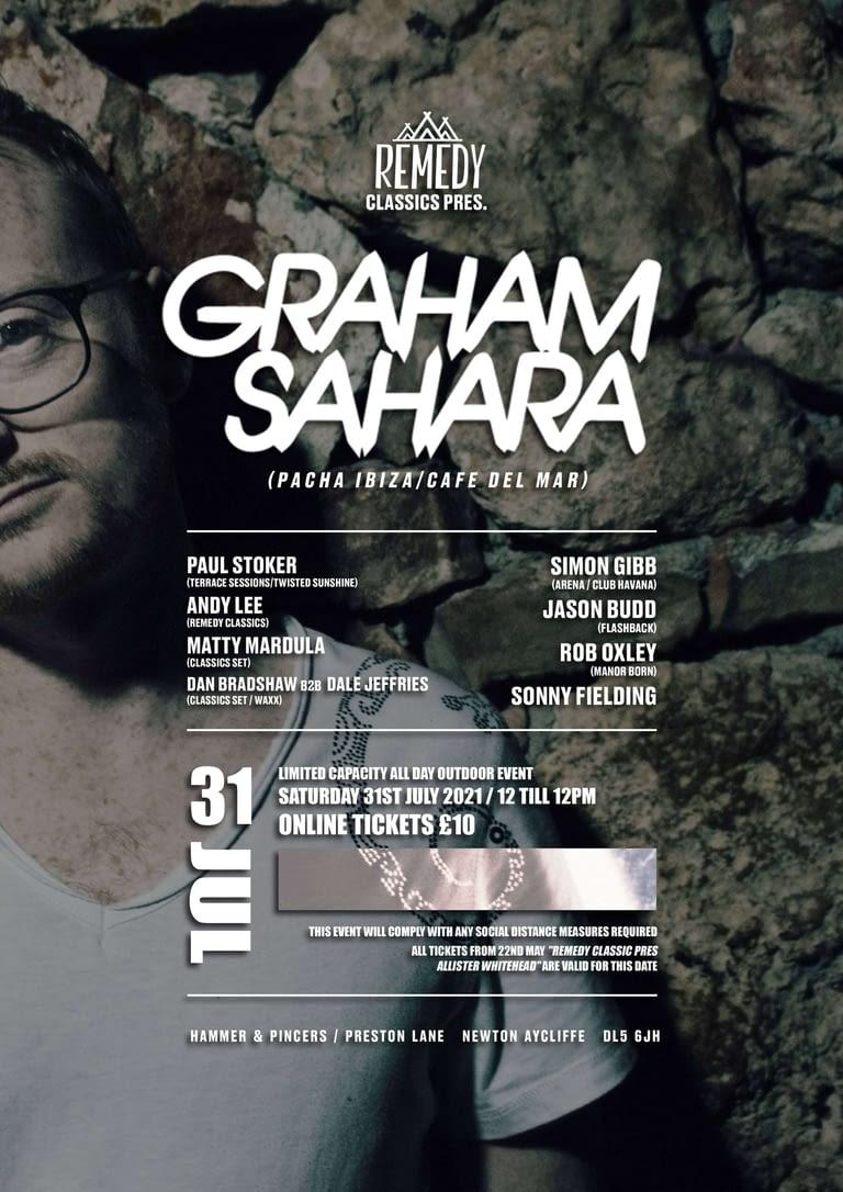 Remedy Classics pres Graham Sahara